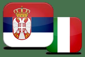 Prevod sa srpskog na italijanski