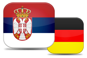 Prevod sa srpskog na nemački